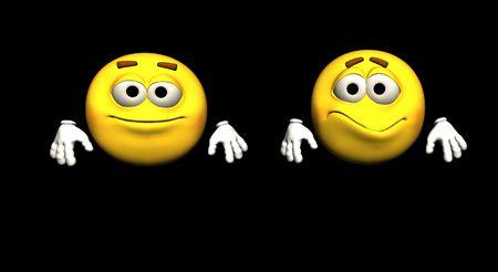 confusing: emoticon
