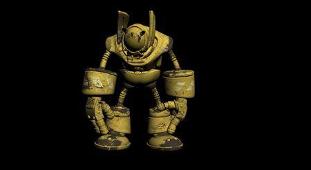 alive: shut down worker droid