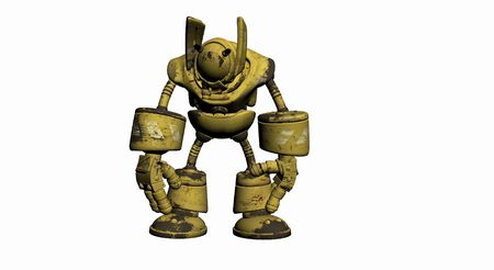 shut down worker droid