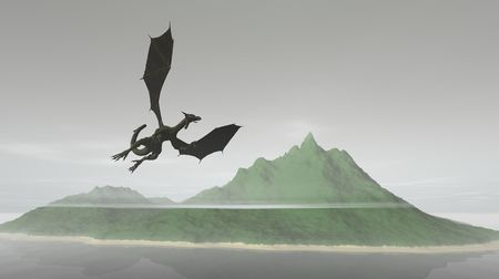 feirce: dragon