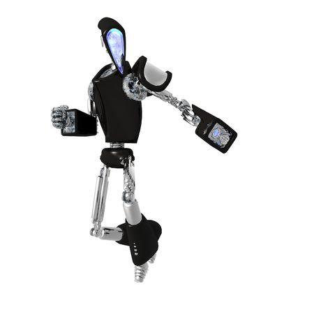 robot Stock Photo - 3941925