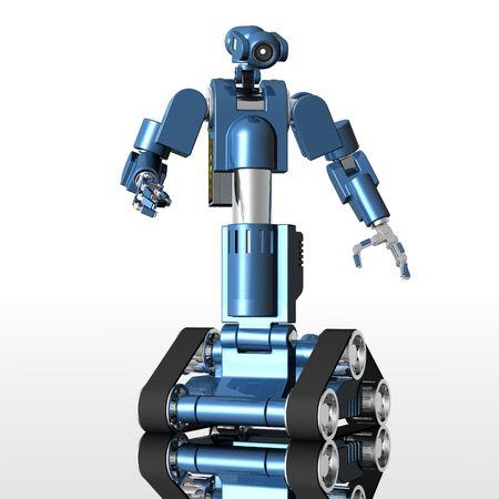 medical robot Imagens