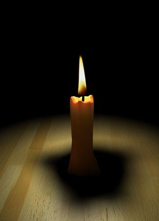 romanticist: candle