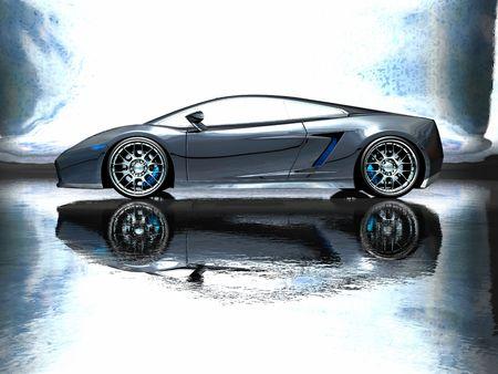 sports car Imagens