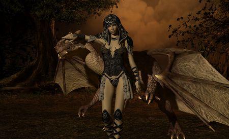 details: dragon