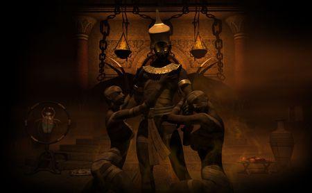 the pharaohs magic