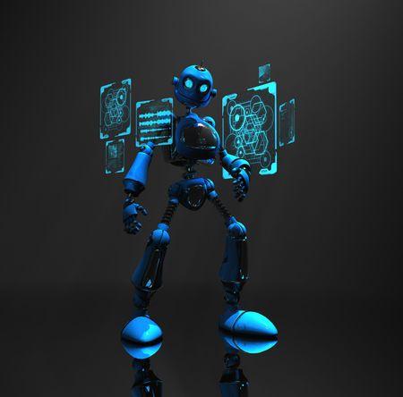 robot Stock Photo - 5520588