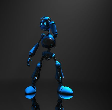 robot Stock Photo - 5520580