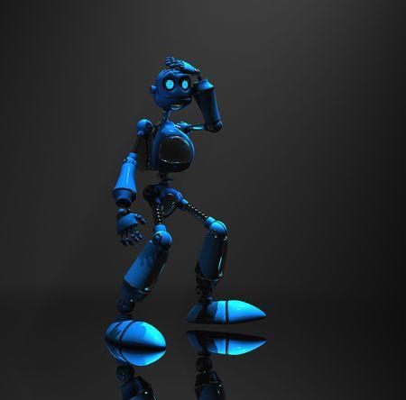 robot Stock Photo - 5520554