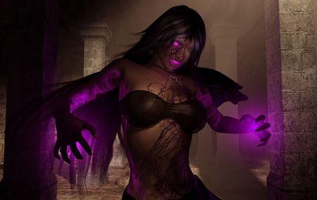 enchantress: evil sorcerer