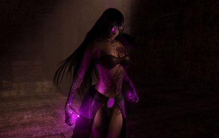 diviner: evil sorcerer