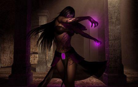diabolist: dark wizard