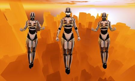 warriors: cyborgs