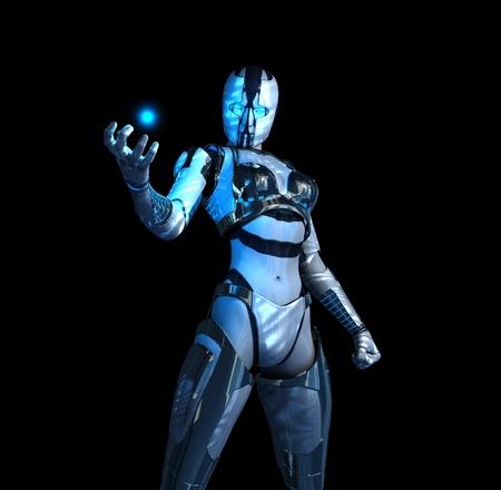 soldat avancées cyborg