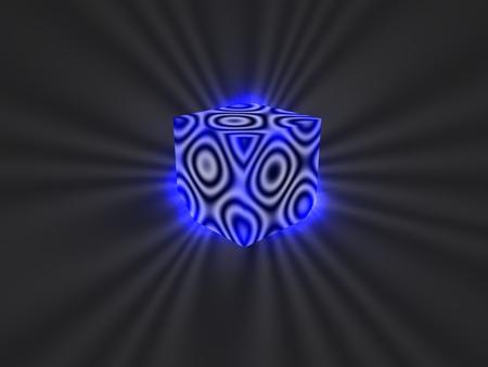 trippy: Objeto psicod�lico abstracto de alta resoluci�n Foto de archivo