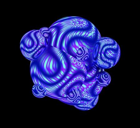 trippy: Objeto psicod?lico abstracto de alta resoluci?n