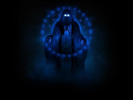 Wraith ghost photo