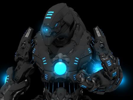 high tech: War machine