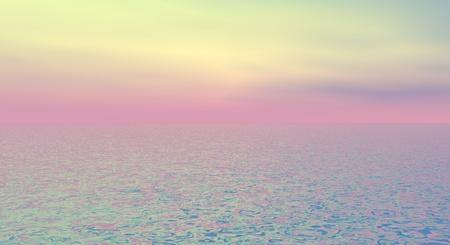 Fantasy sky and water Reklamní fotografie