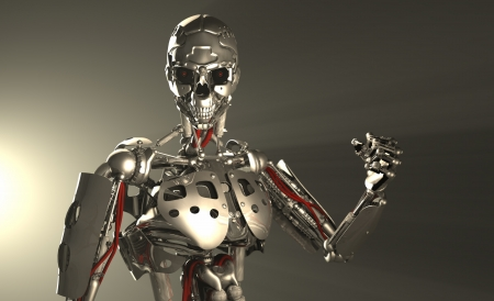 trooper: Advanced robot soldier