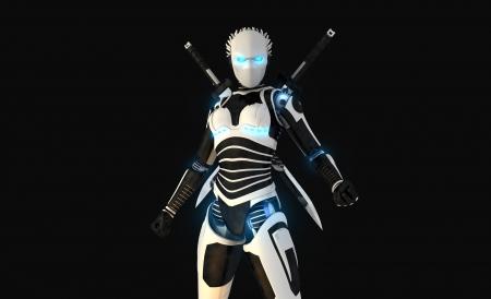 Android karakter