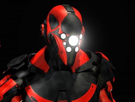 trooper: advanced soldier