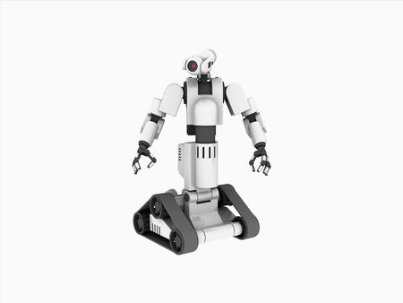 medical robot Reklamní fotografie