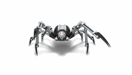 ロボットのスパイダー 写真素材