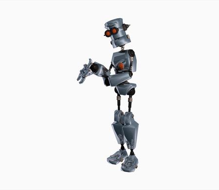 Robot Stok Fotoğraf