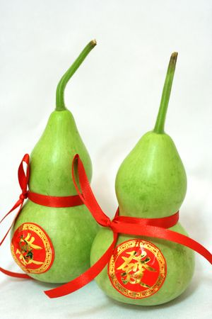 Hu Lu, fruit offerring to god during Chinese New Year.