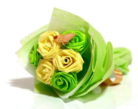 Flower origami.
