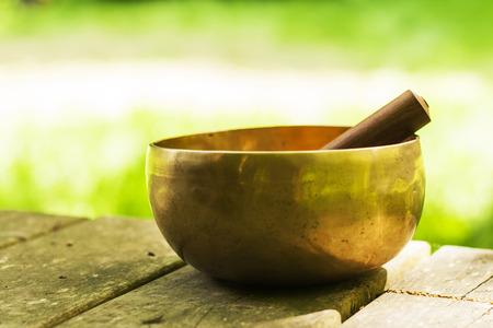 tibetan bowl,  photo