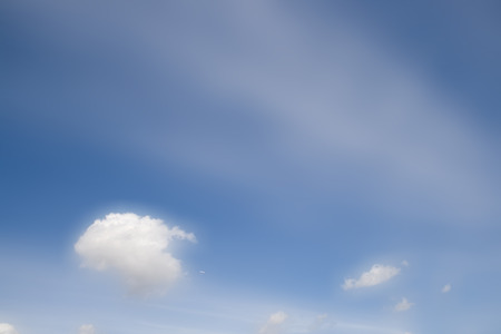 wheather: blue sky and clouds background