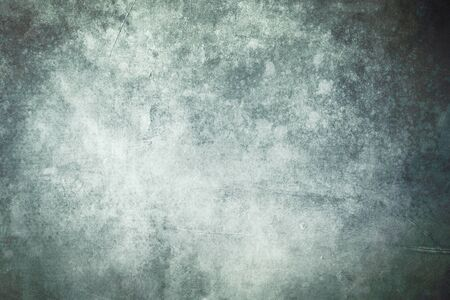 Blue grungy backdrop with dark borders