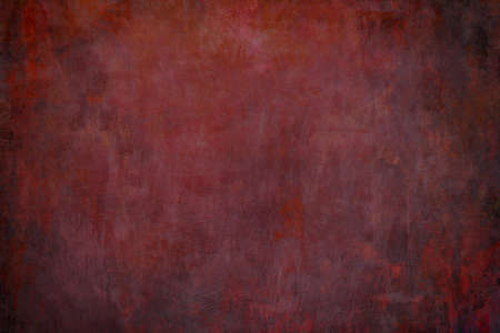 Red grungy background or texture
