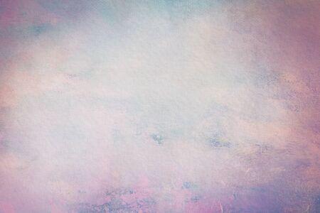 Pink grungy backdrop with dark borders Reklamní fotografie