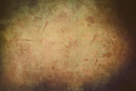 Grunge-Hintergrund mit dunklen Vignettenrändern Standard-Bild
