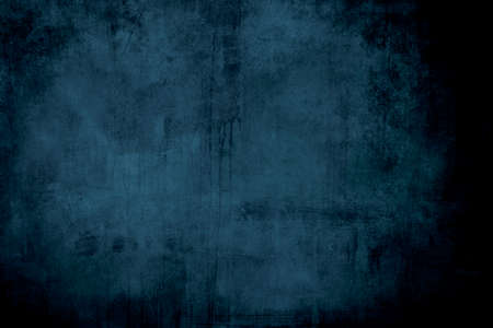 Blue grungy background or texture 免版税图像