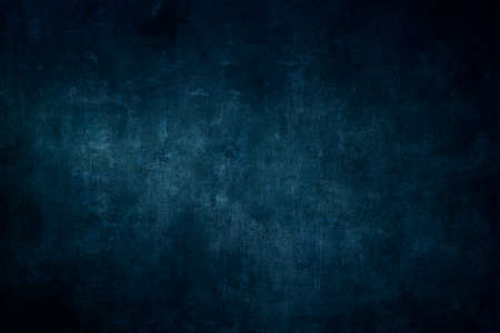 Dark blue grungy background or texture Reklamní fotografie