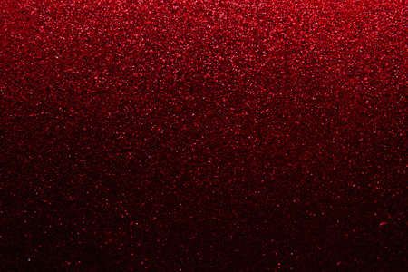 Red glittering abstract background Banque d'images