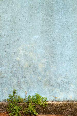 Old blue wall texture Stock fotó