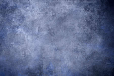 Blue grungy background or texture Stock Photo