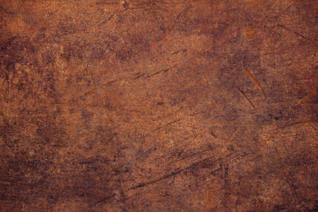 Old rusted metal sheet grungy background or texture Banque d'images