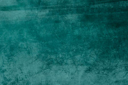 Teal grungy background or texture
