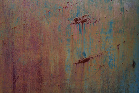 Corroded metal grunge texture or background 免版税图像