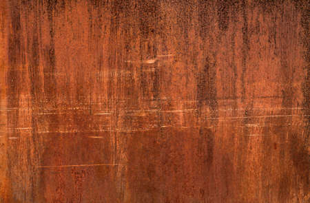 Old corroded rusty metal grunge background or texture