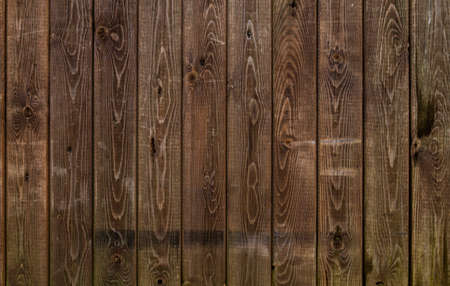 Old wooden planks background or texture