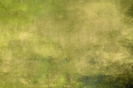 Green grungy wall backdrop or texture