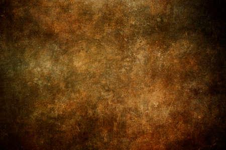 Grunge background or texture with dark vignette borders