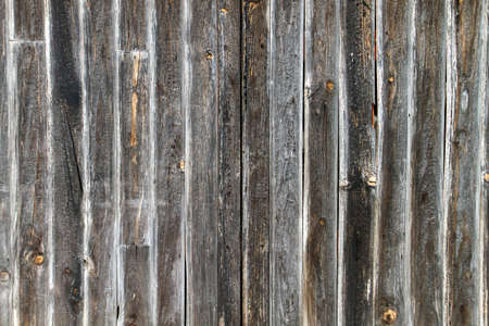 Old rustic wooden planks wall backgrund or texture